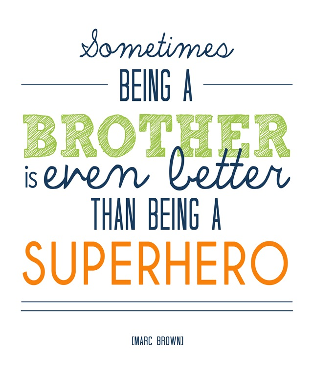 Best Quotes For Younger Brother: Weheartfreebies
