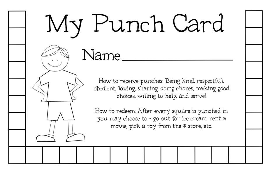 punch Card qS9CiXTU